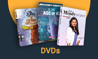Shop DVDs