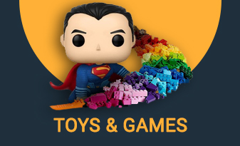 Shop Toys and Games